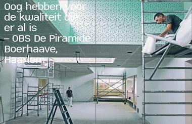 'Oog hebben voor kwaliteit die er al is - OBS De Piramide Boerhaave, Haarlem'