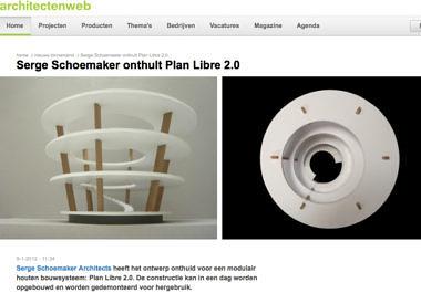 'Serge Schoemaker onthult Plan Libre 2.0'