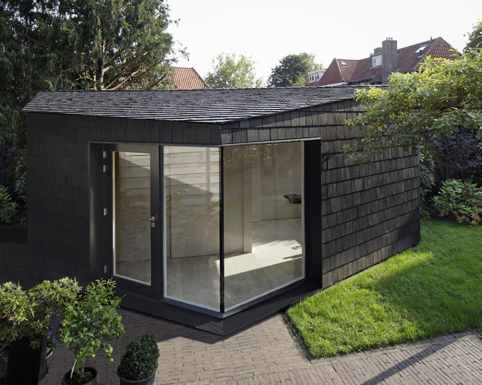 Tuinhuis Bussum - by Serge Schoemaker Architects